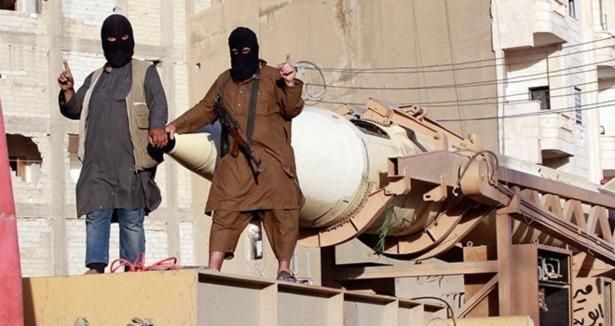 IŞİD KİMYASALA SİLAH FABRİKASINI ELE GEÇİRDİ