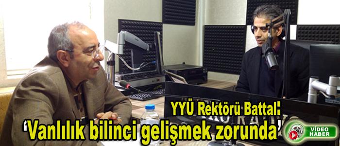 Van Türkiye'nin en önemli illeri arasında yer alıyor