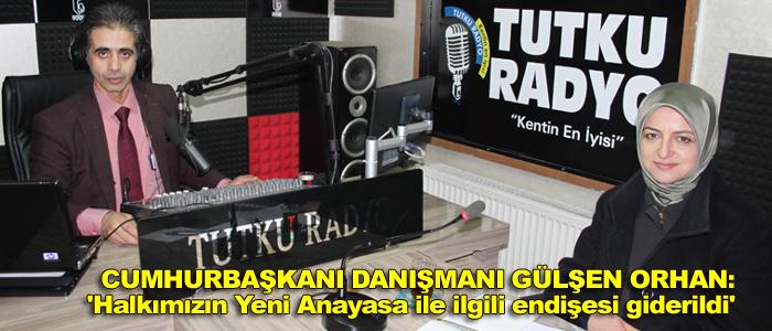 CUMHURBAŞKANI ORHAN 'HALKIMIZ TERCİHİ BİZİM KABÜLÜMÜZDÜR'