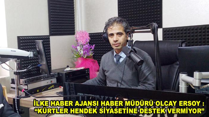 HALK HENDEĞE DESTEK VERMİYOR